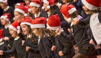 Concierto de Navidad de los Coros del Teatre Principal de Palma