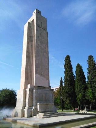 Monumento de sa Feixina.