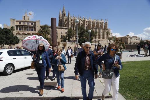 «Es una coyuntura impensable hace unos años», confirmó l presidente de la Asociación Hotelera de Palma y de Cala Mayor.