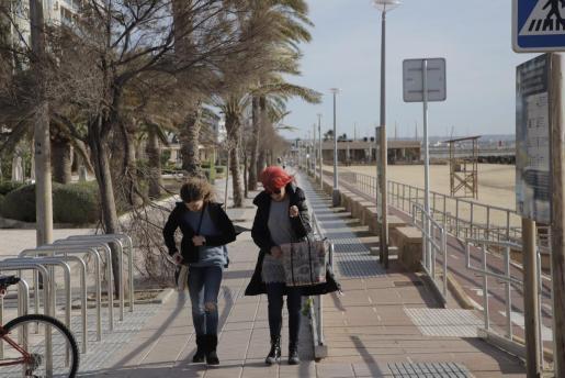 El viento soplará con fuerza en Mallorca.