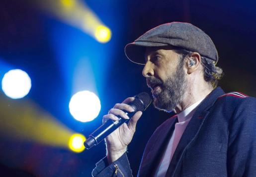 El cantante y compositor dominicano Juan Luis Guerra.