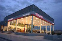 Concesionario Toyota en Eivissa.