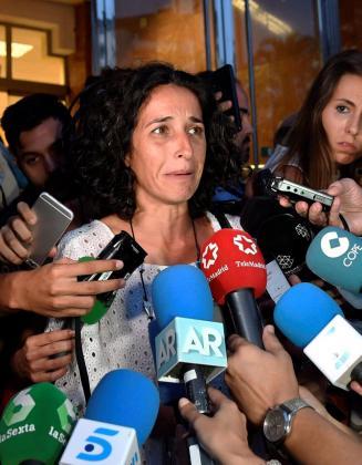 Patricia Ramírez, madre del pequeño Gabriel.