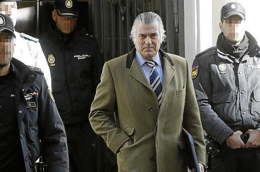 El exsenador y extesorero del PP Luis Bárcenas.