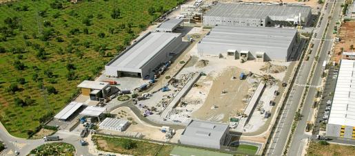 La planta principal de Mac Insular se encuentra en Bunyola y trata los residuos de construcción, electrodomésticos y neumáticos fuera de uso.