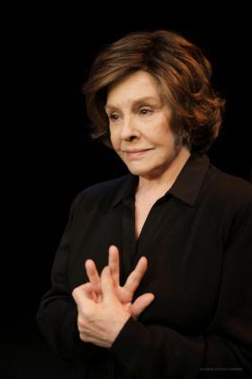 Imagen de archivo de la actriz Lola Herrera.