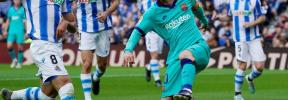 El Barça se deja dos puntos en Anoeta