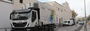 La familia de la mujer atropellada por un camión en Palma: «El presidente de Emaya ni se personó en el hospital»