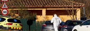 Los investigadores creen que la presunta infanticida de Girona utilizó una azada para matar a sus hijas