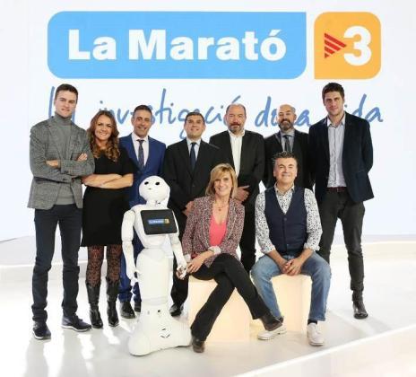 Imagen de archivo de La Marató de Tv3