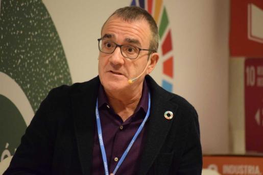 Imagen de archivo de Juan Pedro Yllanes, vicepresident del Govern