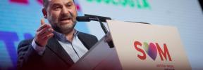 Ábalos urge a ERC al acuerdo y pide una investidura como «paso necesario» para el diálogo