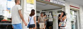Los parados que llevan más de un año sin empleo en Baleares caen a la mitad en 5 años