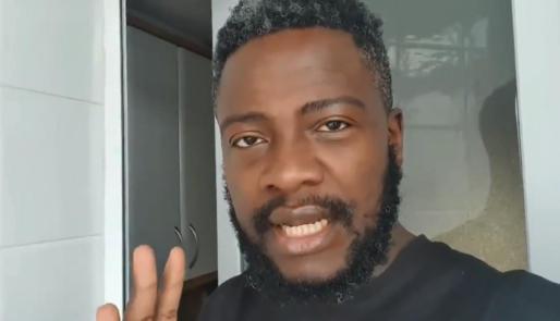Bertrand Ndongo muestra habitualmente en su perfil su activismo contra el feminismo.
