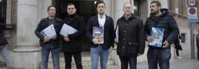 Los sindicatos policiales ratifican su denuncia contra el polémico cómic del 1-O