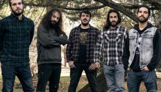 El metal de River Crow aterriza en La Movida