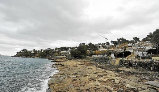 Vista general de la urbanización de Bonaire que aún tiene más de 300 solares vacantes.