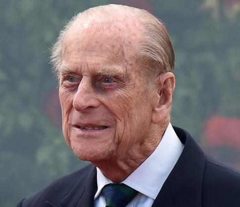 El duque de Edimburgo tiene problemas de salud
