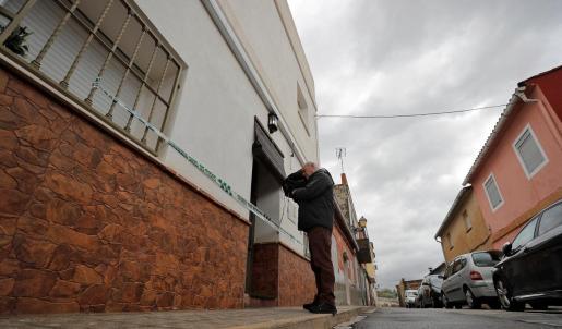 Esta es la fachada de la vivienda donde se le perdió la pista a Marta Calvo, y desde donde envió la localización a su madre.