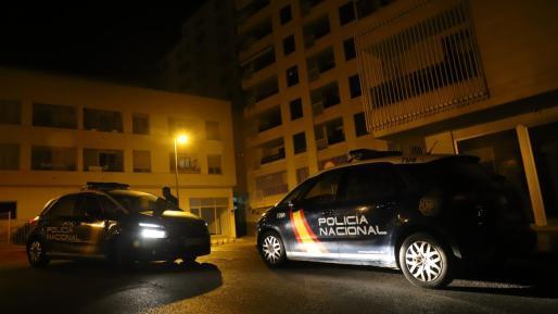 La Policía Nacional detuvo al atracador en Palma.