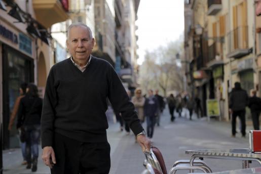 Mateu Martorel, presidente del Espanya Hoquei Club