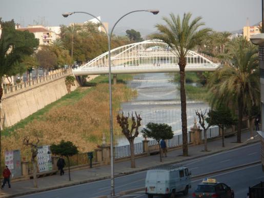 Imagen río Segura.