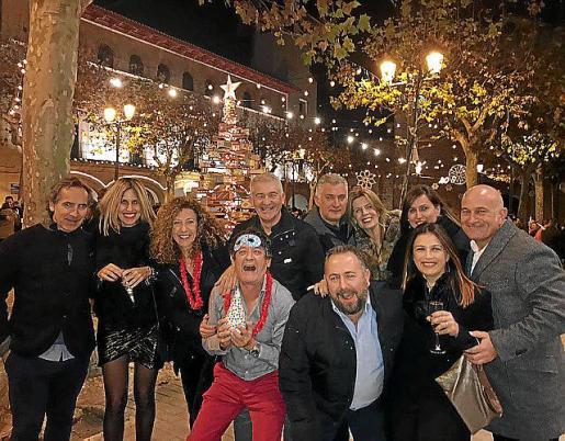 Imagen de archivo de la celebración de fin de año en Alaró.
