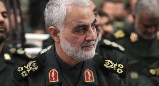 Qassen Soleimani, en una imagen reciente.