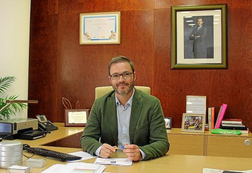 El alcalde José Hila.