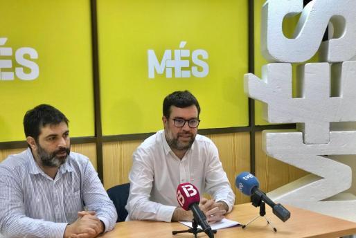 «MÉS per Mallorca ha de insistir en plantear que la insularidad y especialmente el REB son cuestiones capitales para Baleares» ha explicado.