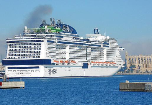 Las navieras que más escalas ha programado son Costa Cruises (100), Aida Cruises (94) y MSC Cruises (80).