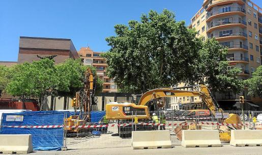 El Ajuntament acometerá el próximo año la separación de redes en la vía pública en Son Castelló y el Eixample.