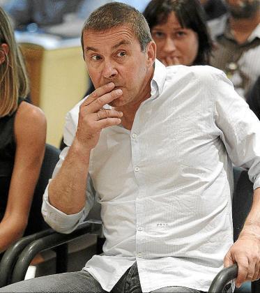 Arnaldo Otegi, durante el juicio en la Audiencia Nacional.