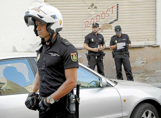 El arresto lo realizaron agentes del Cuerpo Nacional de Policía.