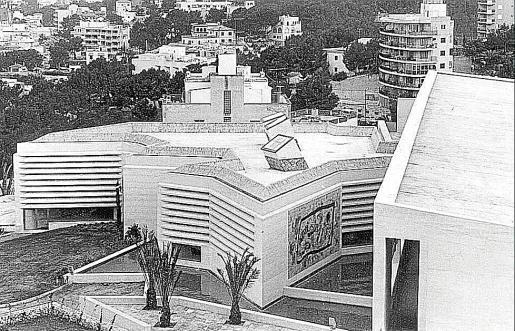 El arquitecto es el artífice del edificio 'Estrella' de la Fundació Pilar i Joan Miró, en Palma.