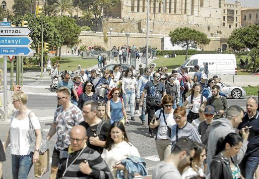 La Semana Santa cayó el pasado año en la última quincena de abril, lo que motivó una apertura anticipada de hoteles ante el crecimiento de la demanda turística.
