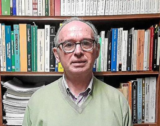 Sebastià Rotger, sociólogo y periodista.