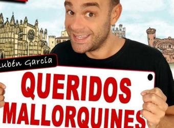 Ocio en Mallorca: El humorista Rubén García, en La Movida.