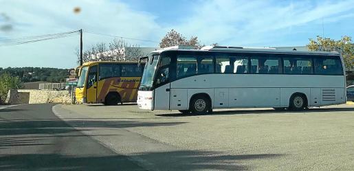 La reivindicación en Sineu tuvo efecto y a partir de hoy los alumnos de Bachillerato tendrán transporte escolar.