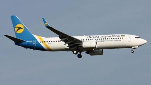 El aparato, un Boeing 737 de la compañía ucraniana UIA, salió del aeropuerto iraní con destino a Kiev y, debido a problemas técnicos, se precipitó al suelo poco después del despegue.