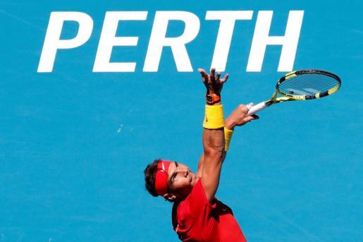 El tenista manacorí Rafael Nadal.