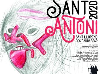 Fiestas de Sant Antoni en Sant Llorenç