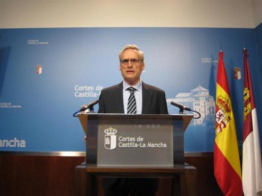 José Martínez Jiménez, fiscal superior de Castilla-La Mancha.