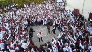 Los 'dimonis' invaden Artà para celebrar Sant Antoni