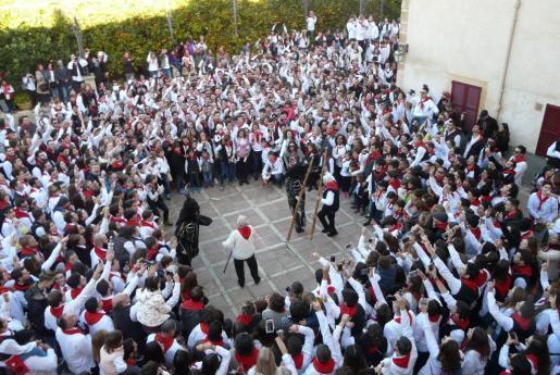 Artà celebra Sant Antoni.