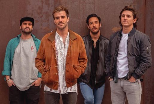 Sinsinati es uno de los grupos que actuará en el concierto Cope Mallorca con motivo de las fiestas de Sant Sebastià 2020.