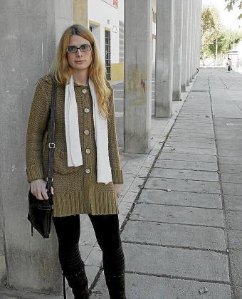 Amantine es transexual y está en prisión por la estafa.