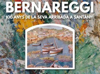Exposición de Francisco Bernareggi en la Casa de Culturade Santayí