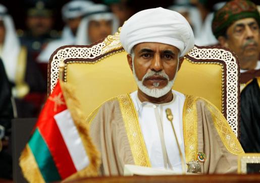 El sultán Qabús bin Said, en una imagen tomada en 2007.