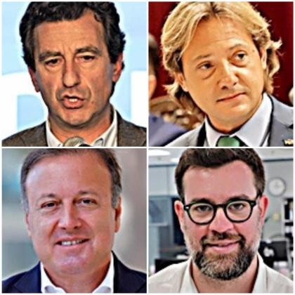 Los políticos reaccionaron a la noticia de las grabaciones.
